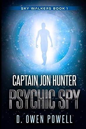 Captain Jon Hunter Psychic Spy