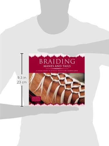 Braiding Manes And Tails A Visual Guide To 30 Basic Braids Charni