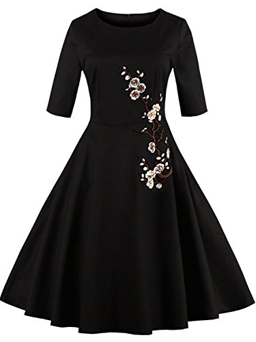 Babyonlinedress Women Church Dresses With Sleeves Special (Masquerade Clothing)