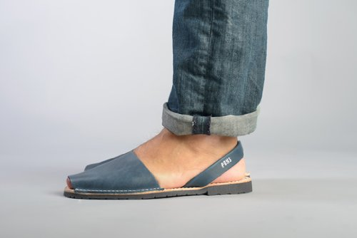 Classic French Men 550 Blue Style R4g4xX