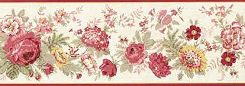 waverly-5507100-rose-wallpaper-border-red
