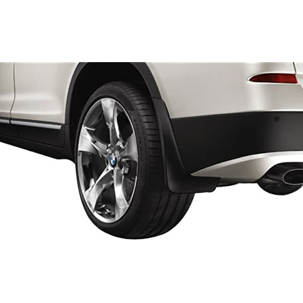 UNIVERSAL CUTABLE 4X4 OFFROAD JEEP SUV MOULDED MUDFLAPS BMW X3