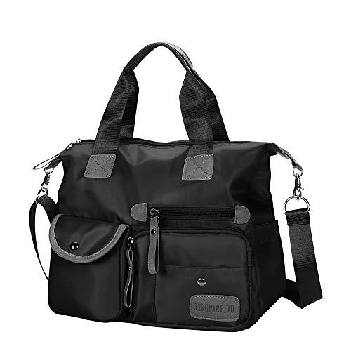Sindax Shoulder Bag Women's Top-Handle Handbags Messenger Bag Fashion Satchel Water-Repellent Tote Bag Crossbody Bag