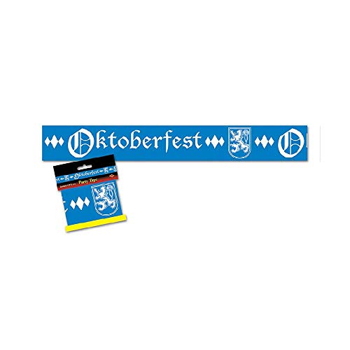 Bargain World Oktoberfest Party Tape (with Sticky Notes)