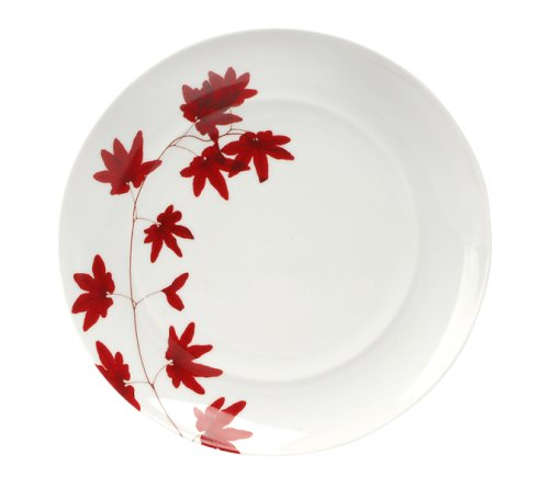 Mikasa Pure Red Salad Plate, 8.25-Inch