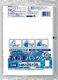 ワタナベ工業 お料理パック 40枚 OP-25