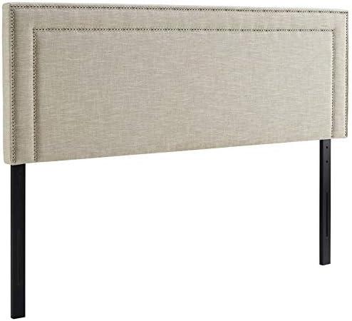 Modway Jessamine Upholstered Fabric Headboard