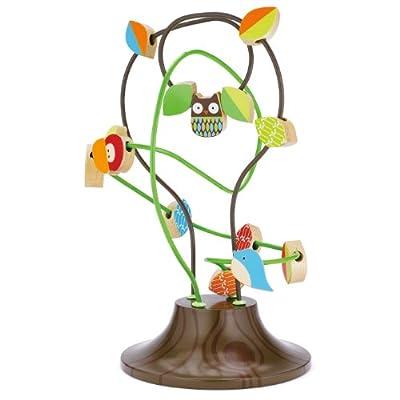 Skip Hop Treetop Friends Busy Bead Tree from Skip Hop