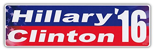 Hillary Clinton For President 2016 | Support Hillary Democrat | Bumper Stickers