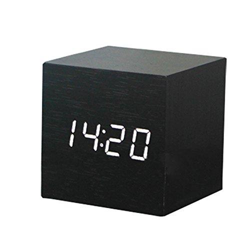 Wood Mini Clock - 2
