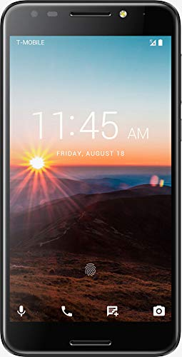 Alcatel REVVL 5049W 32GB Smartphone, Android 7.0 Nougat (GSM Unlocked)