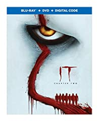 "It Chapter Two (Blu-ray + DVD + Digital Combo Pack) (BD)Because every 27 years evil revisits the town of Derry, Maine, ""It Chapter Two"" brings the characters—who've long since gone their separate ways—back together as adults, nearly three dec..."