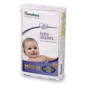 Himalaya Baby Medium Size Diapers...