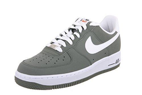 outlet store 0315b 9b7fa Nike - Zapatillas Deportivas Air Force 1 Perfil Bajo para Hombre - River  Rock Blanco-River Rock, 8.5 UK 43 EU 9.5 US  Amazon.es  Zapatos y  complementos