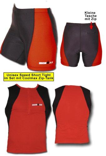 Damen & Herren Lauf SET - UNISEX 1305.0105 & 1381SZ05 RT Ironman
