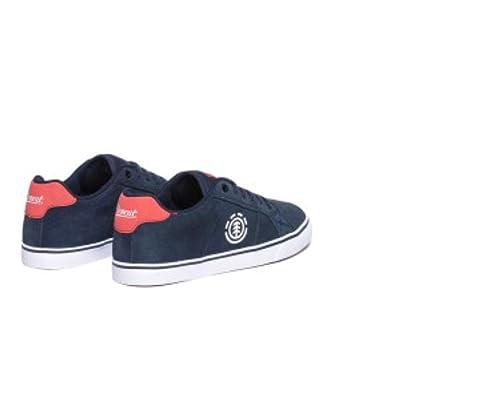 Element Niño Winston Navy Red Talla 35.5EU: Amazon.es: Zapatos y complementos
