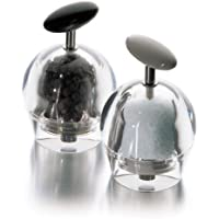 Bodum Peppino Glass Salt And Pepper Set - 2 Pieces - Clear
