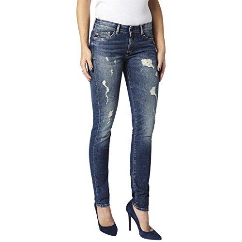 2830 Jeans Pantalon Pixie Bleu Pepe AzSqp
