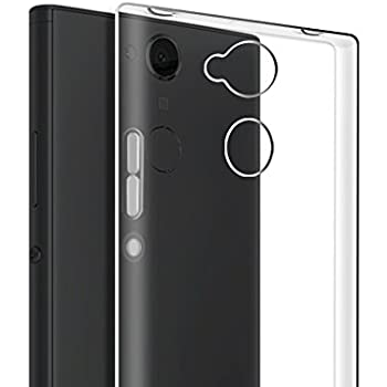 Amazon.com: kwmobile TPU Silicone Case for Sony Xperia XA2 ...