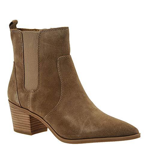 Franco Sarto Women's Sienne Ankle Boot (9, Birchwood-Suede)