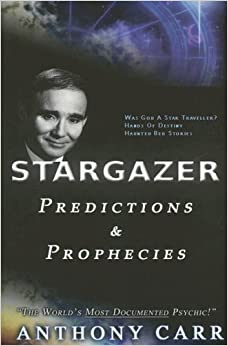 Book Anthony Carr's Predictions and Prophecies