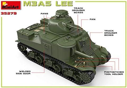 Neu Miniart 35279-1:35 M3A5 Lee