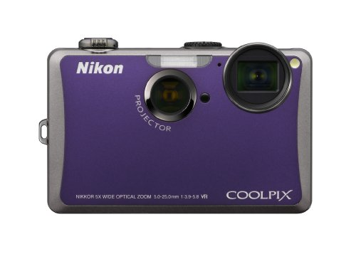 Nikon S1100pj Vibration Reduction Violet