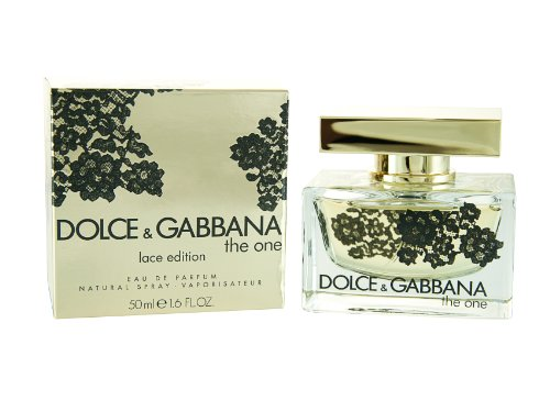 Dolce & Gabbana The One Eau De Parfum Spray Lace Edition for Women, 1.7 - 2006 Dolce Gabbana