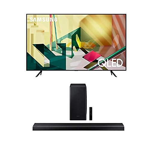 🥇 SAMSUNG 85-inch Class QLED Q70T Series – 4K UHD Dual LED Quantum HDR Smart TV