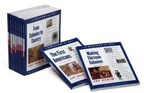 A History of US: Ten-volume Set - Book  of the A History of US