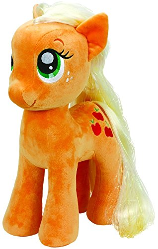 Official My Little Pony Apple Jack Soft Plush Toy - 16