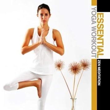 cbe73ea1bf7b Various Artists - Essential Yoga Workout  Zen Meditation - Amazon.com Music