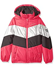 معطف رياضي ثقيل الوزن للفتيات من Skechers