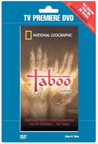 Taboo - Tattoo (TV Premiere DVD)