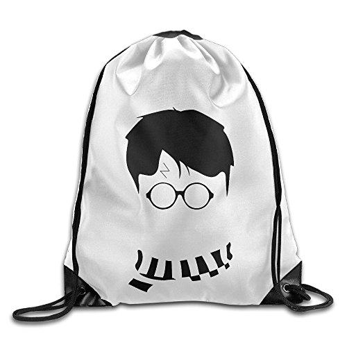 Bekey Harry Potter Poster Training Gymsack For Men & Women For Home Travel Storage Use Gym Traveling Shopping Sport Yoga Running (Resident Evil 0 Pc Costumes)