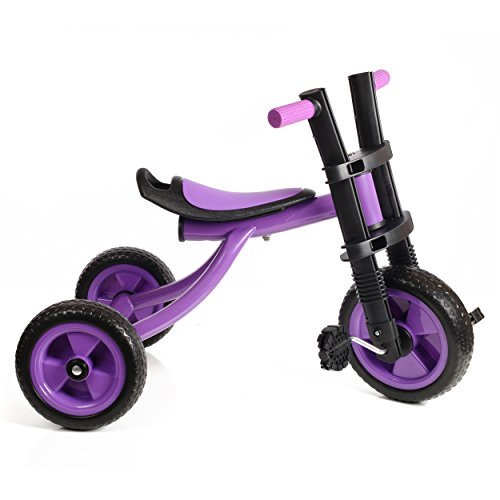 - High Bounce Extra Tall Tricycle Ages 3-6 (Purple)