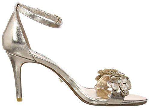 Dune Women's Magnolea Ankle Strap Heels Gold (Rose Gold) gOabmhHqG