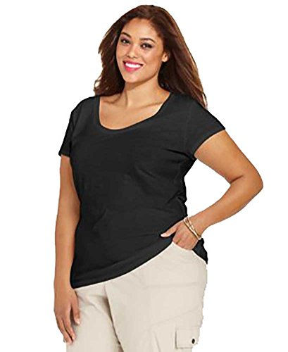 Style & co. Sport Plus Size Short-Sleeve Tee
