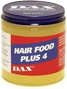 مستحضر تغذية الشعر فود بلس 4 من داكس – 213 جم