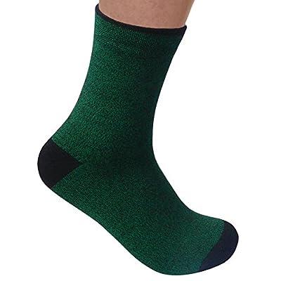"Cheap Rambutan Men's ""Colorful Luxury"" Seamless Bamboo Socks US 8.5-12.5 for sale"