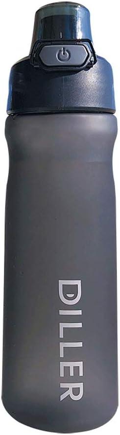Taza de Agua de plástico de Comida Ambiental portátil Helada a Prueba de Fugas Caldera Deportes al Aire Libre Taza de Agua de Gran Capacidad