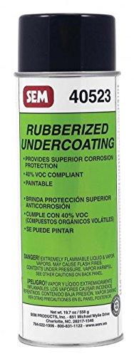 Low Voc Rubberized Undercoating 24Oz-2pack