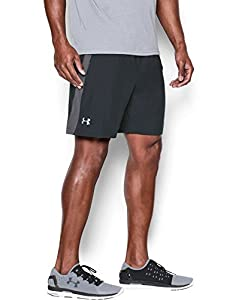 "Under Armour Men's Launch Run Woven 7"" Run Shorts by Under Armour Apparel"