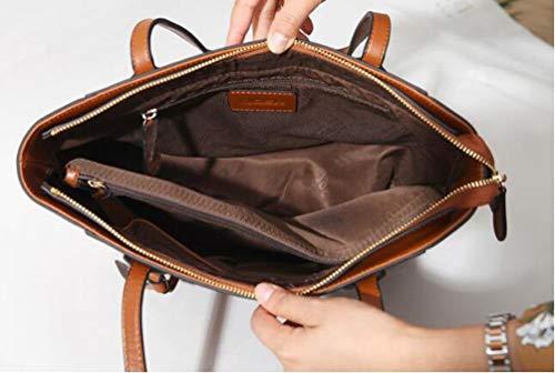 donne da con in Home Messenger spalla le donna le donne per Borse per da Borsa Ladies Bag La Ferza borsa tracolla pelle gWFTTcZ