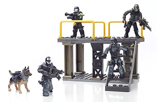 Mega Construx Call of Duty Covert Ops Unit  Playset