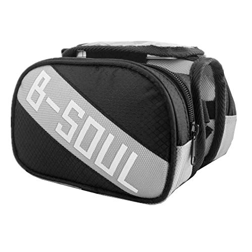 Bike Frame Bag Pannier Bag Bike Bags Mountain Bike Accessories Bike Accesories Cycling Bag Cycling Accessories Cycle…