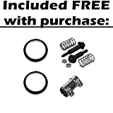 Resonator Pipe Muffler Exhaust System Kit