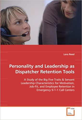 Personality and Leadership as Dispatcher Retention Tools: A