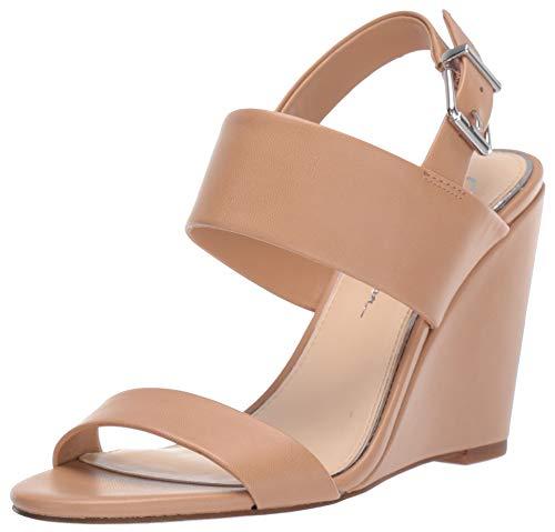 - Jessica Simpson Women's WYRA Wedge Sandal Ambra 9 M US
