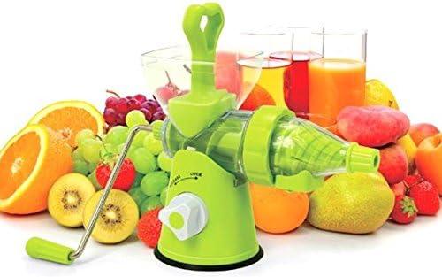 Licuadora Exprimidor manual con manivela Exprimidor de fruta y ...